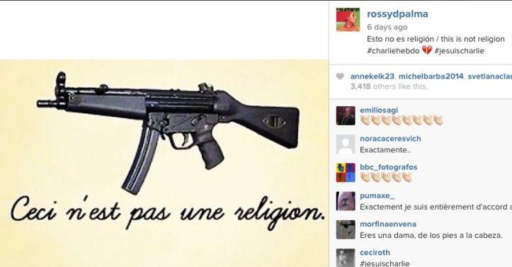 ceci n'est pas une religion